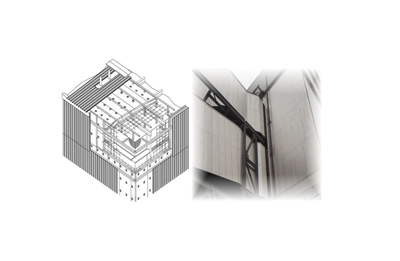 MMS 400 Road Mesh Insulation System
