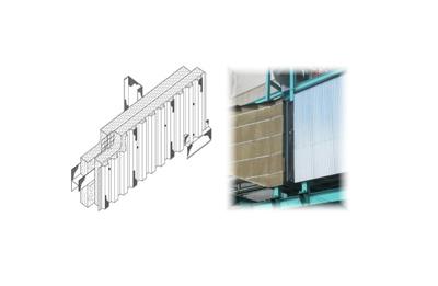 MMS 700 High Temp Insulation System