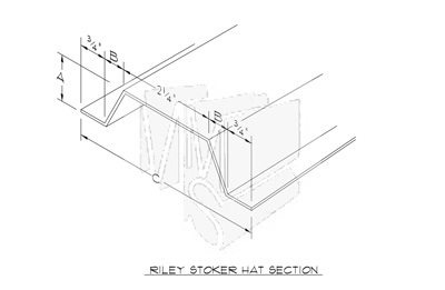 Riley Stoker Hat Channel