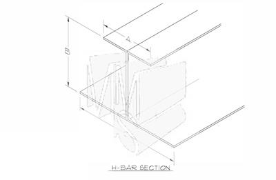 Standard H Bar